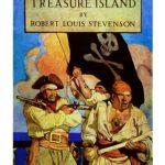 Treasure Island by Robert Louis Stevenson